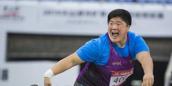 田径全锦赛巩立姣11连霸 王宇跳高夺冠