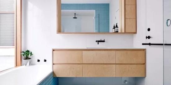 洗手台盆组合,选对风格,卫生间美美的!