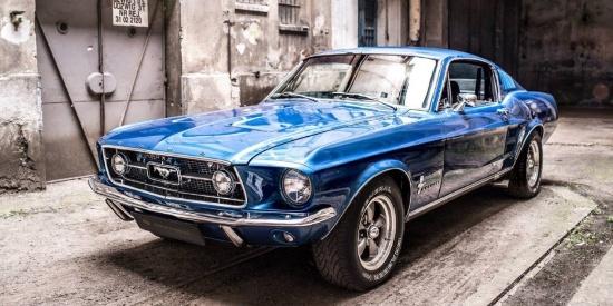 Carlex Design改装1967款福特Mustang