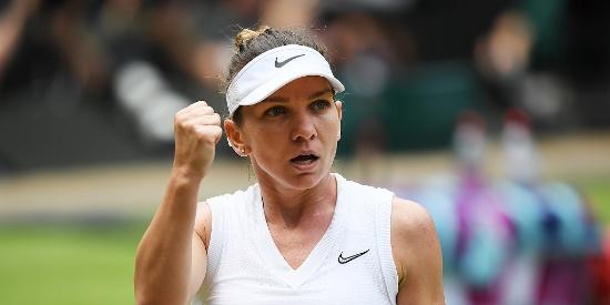 哈勒普2-0斯维托丽娜 生涯首进温网决赛