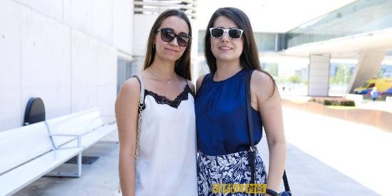 马德里时装周开幕 街头时尚达人出街秀品味