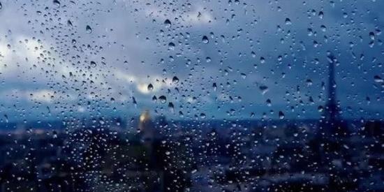 唯美下雨天图片壁纸