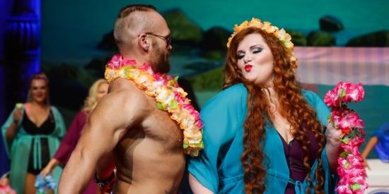 胖也可以很美 俄罗斯甜瓜小姐冠军出炉