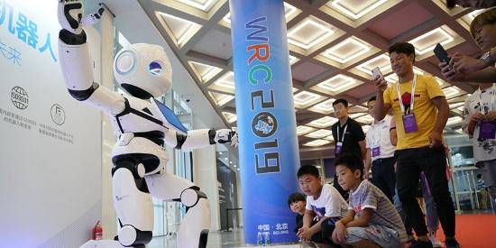 2019世界机器人大会在北京开幕