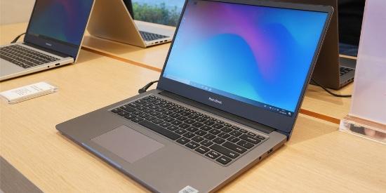 十代酷睿新配色 RedmiBook14 加强版现场实拍