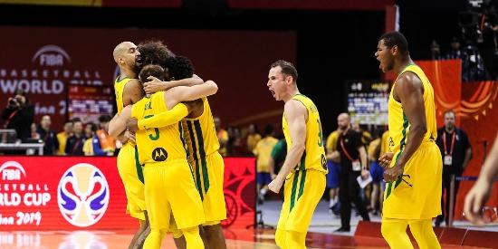 篮球世界杯:巴西男篮1分险胜希腊爆冷取两连胜