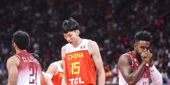 中国男篮vs委内瑞拉
