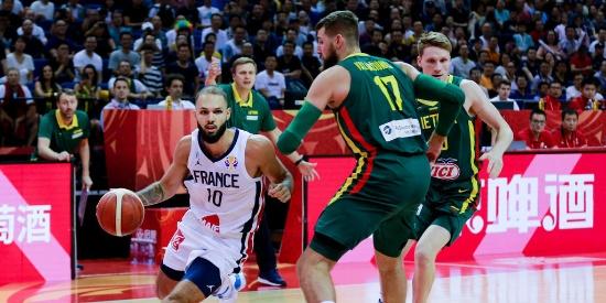 世界杯L组:立陶宛-法国