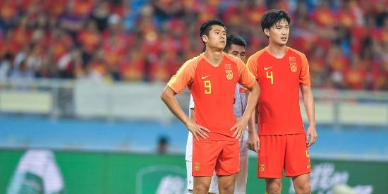 热身赛-中国男足国奥队0:2不敌越南国奥队
