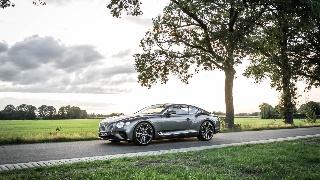 Bentley Continental GT 大片儿来一套