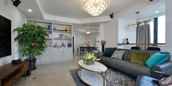 85平小公寓混搭风格客厅装修实景图大全--客厅装修效果图-图片之家