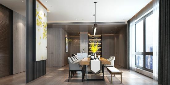 新天鹅堡-现代风格-270㎡三居室-全包220万