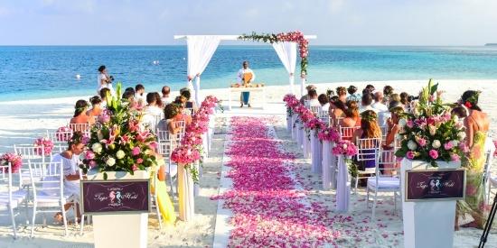 婚礼场地图片