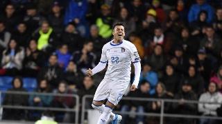 欧预赛:意大利5-0列支敦士登