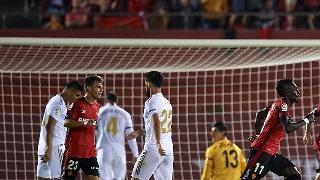 西甲第9轮:皇马0-1马洛卡