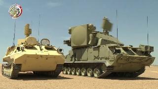 埃及防空部队成立50周年:非洲第一军事强国