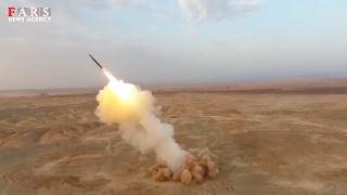 导弹不要钱!伊朗军演狂射弹道导弹