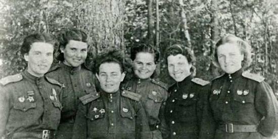 二战中苏联有一个女子空军中队,令纳粹德军闻风丧胆