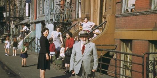 不可思议,1942年纽约已是这个样子了!