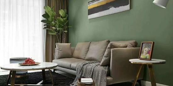 这种风格你爱不爱,绿色的海洋,在家放轻松,一起享受人生 ??
