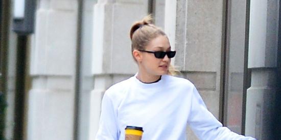 超模姐妹:Gigi运动套装,Bella衬衫牛仔裤,长腿瞩目!