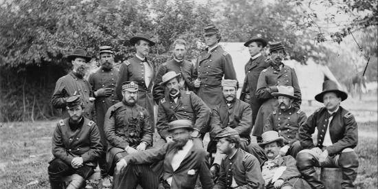 一场拯救美国的战争:16张南北战争老照片