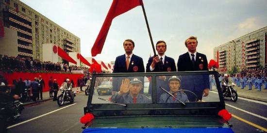这里是东德!1974民主德国高清老照片