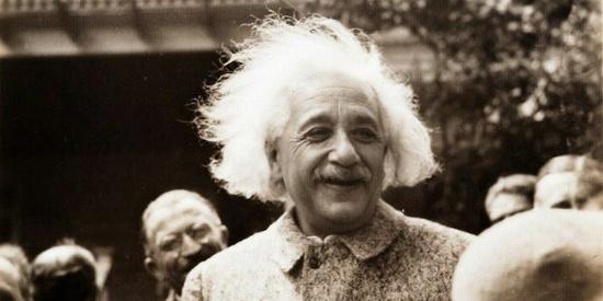 爱因斯坦的一生,30张老照片合集