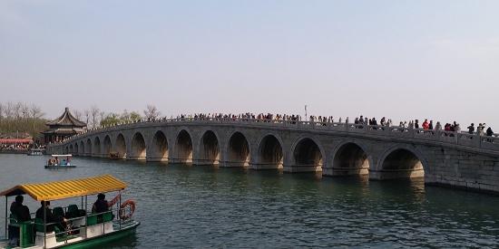 春游颐和园欣赏美景感受历史