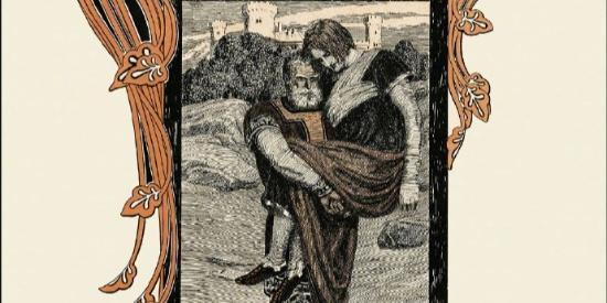 《特里斯坦与伊索尔德》创作的乐谱
