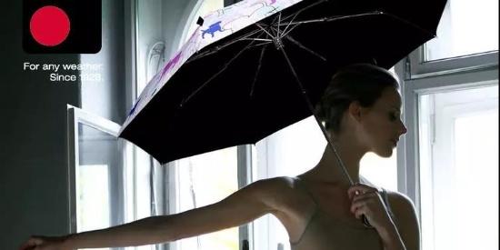 能抵御9级台风和冰雹!LV古驰指定雨伞品牌,亲测这伞有多好用