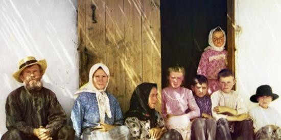百年前俄罗斯老照片,暴风雨前的宁静