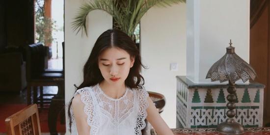 炎炎夏日,没有仙女裙是不完整的!