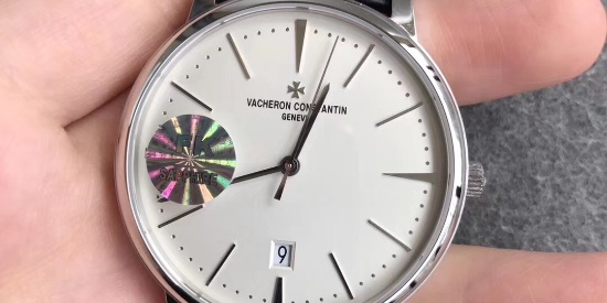 FK江诗85180传承经典系列腕表,真正的一体机芯!