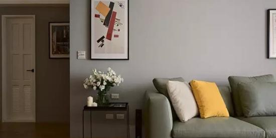 女白领78平米简洁又温馨的家!