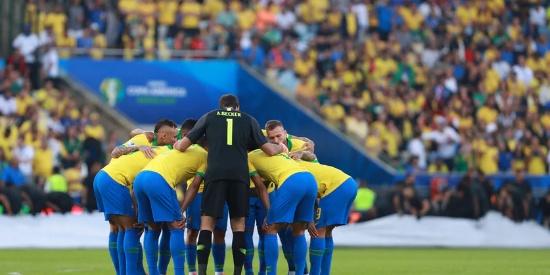 美洲杯决赛巴西3-1秘鲁,时隔12年后再夺美洲杯冠军.