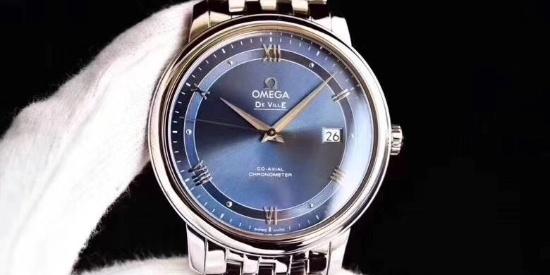 GP欧米茄轨道碟飞系列,一块不高调的正装腕表