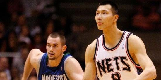 男篮老大,那些年在NBA中的易建联