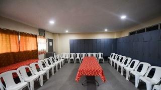 国足客战菲律宾队的更衣室怎样呢?更衣室条