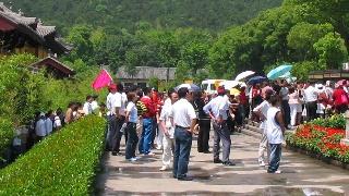 江苏无锡,灵山大佛风景区(10)