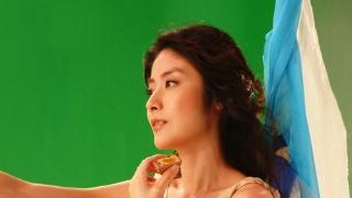 女星陈慧琳甜美迷人写真,你喜欢么