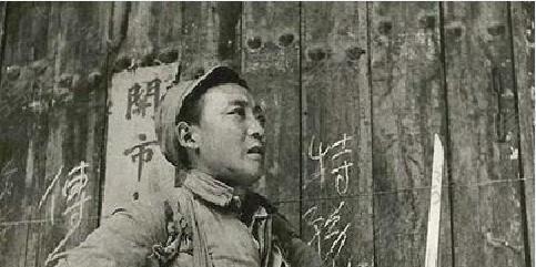 国外网站上的抗日名将孙连仲:一看就是质朴的将军