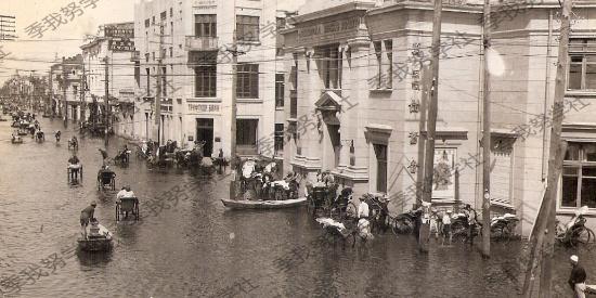 国外明信片上的哈尔滨:果然堪称远东大都市 国内首发