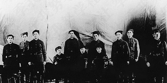 """那个时代的""""芳华""""——俄罗斯亚历山大红旗歌舞团精彩演出组图"""