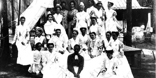 美西战争:陆军护士队与西班牙的交战,白衣战士战斗在病房