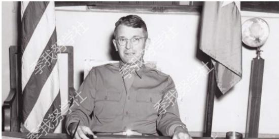 二战缅甸战场最让日军害怕的盟军将领梅里尔准将