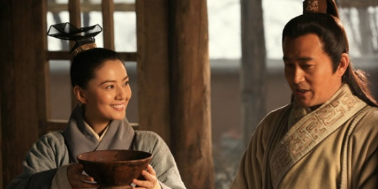 《大秦帝国之裂变》中商鞅白雪最高境界的爱情