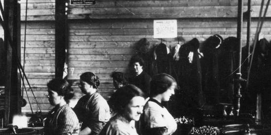 工作才是最美:第二次工业革命中的职业女性美照真是美