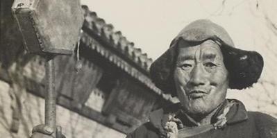 一组旧社会中国底层人民老照片,各个饱经风霜,教你珍惜当下生活