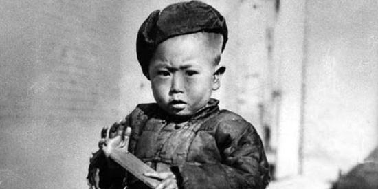 罕见老照片:80年前东北的孩子们,图5让人心碎,图8耐人寻味